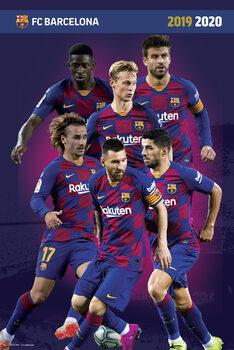 Juliste FC Barcelona 2019/2020