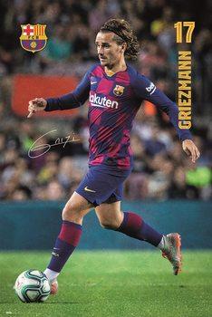 Juliste FC Barcelona - Griezmann 2019/2020