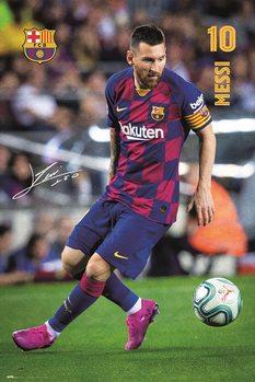 Juliste FC Barcelona - Messi 2019/2020