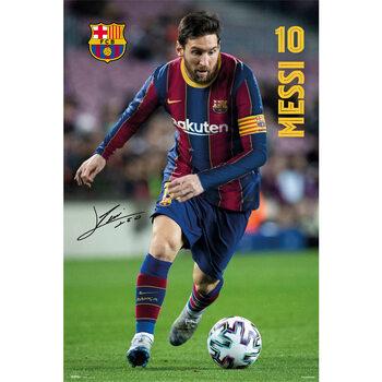 Juliste FC Barcelona - Messi 2020/2021