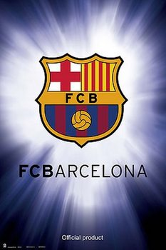 Juliste  FC Barcelona - Symbol