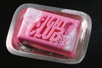 Juliste Fight Club - Soap