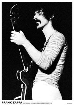 Juliste Frank Zappa - Amsterdam '70