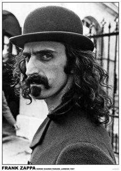 Juliste Frank Zappa - Horse Guards Parade, London 1967