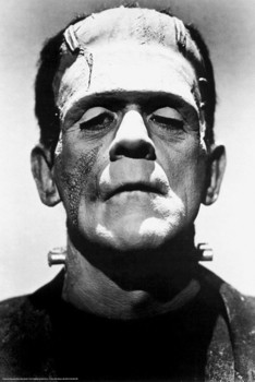 Juliste FRANKENSTEIN