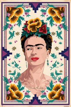 Juliste Frida Kahlo