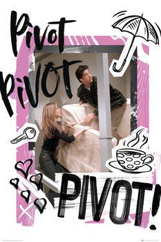 Juliste Friends - Pivot