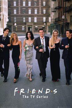 Juliste Friends  - TV-sarja