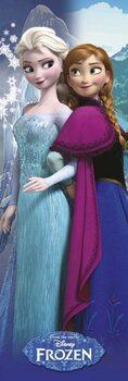 Juliste Frozen: huurteinen seikkailu 2