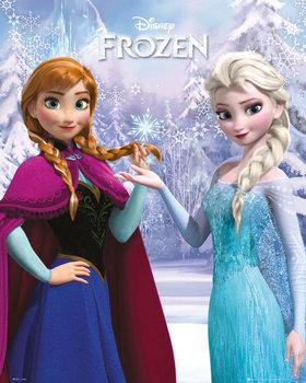 Juliste  Frozen: huurteinen seikkailu - Duo
