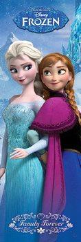 Juliste Frozen: huurteinen seikkailu - Family Forever