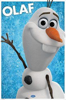 Juliste Frozen: huurteinen seikkailu - Olaf