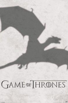 Juliste GAME OF THRONES 3 - shadow