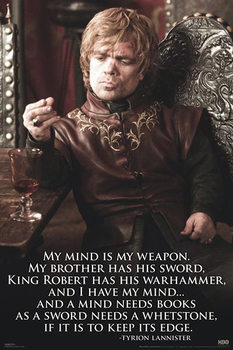 Juliste Game of Thrones - Tyrion Lannister
