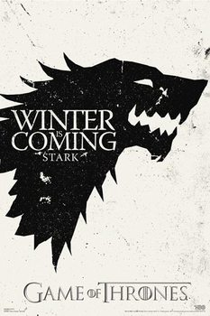 Juliste GAME OF THRONES - Winter is Coming
