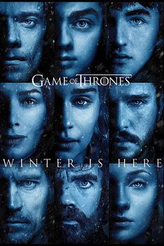 Juliste Game of Thrones - Winter is Here