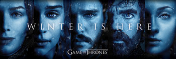 Juliste  Game of Thrones - Winter is Here