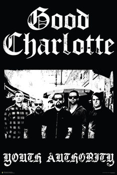 Juliste Good Charlotte - Youth authority