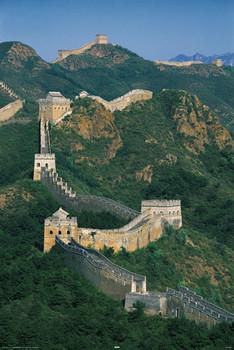 Juliste Great wall of China