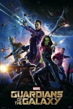 Juliste Guardians Of The Galaxy - One Sheet