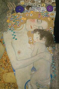 Juliste Gustav Klimt - Mother and Child