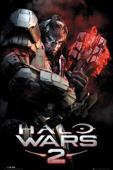Juliste  Halo Wars 2 - Atriox