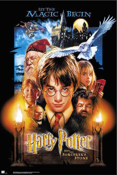 Juliste  Harry Potter And The Sorcerers Stone