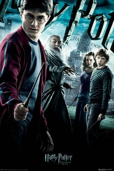 Juliste Harry Potter - Puoliverinen prinssi