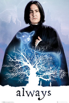 Juliste Harry Potter - Snape Always