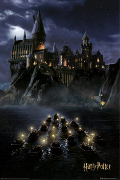 Juliste Harry Potter - Tylypahka