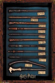 Juliste  Harry Potter - Wands
