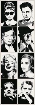 Juliste Hollywood legends