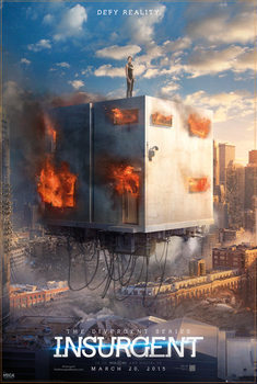 Juliste Insurgent - Defy Reality