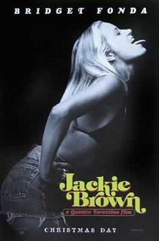 Juliste Jackie Brown - Bridget Fonda