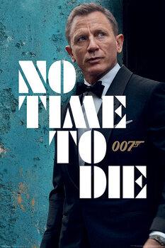 Juliste James Bond - No Time To Die - Azure Teaser