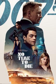 Juliste James Bond: No Time To Die - Profile