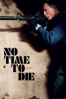 Juliste James Bond: No Time To Die - Stalk