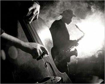 Juliste Jazz Art Print Nick White