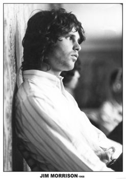 Juliste Jim Morrison - The Doors 1968