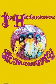 Juliste  Jimi Hendrix - Experience