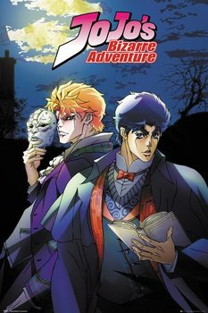 Juliste Jojo's Bizarre Adventure - Mask