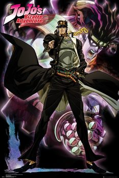 Juliste  Jojo's Bizarre Adventure - Stardust Crusaders
