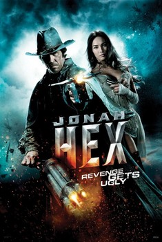 Juliste JONAH HEX - one sheet