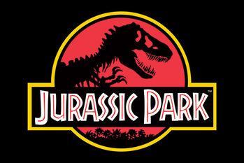 Juliste  Jurassic Park - Classic Logo