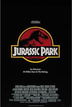 Juliste Jurassic Park