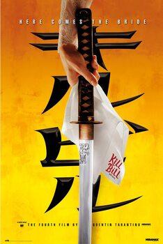 Juliste Kill Bill - Katana