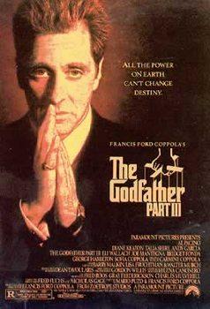 Juliste  Kummisetä osa III - Al Pacino