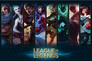 Juliste League of Legends - Champions