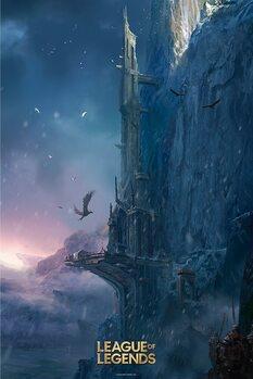 Juliste League of Legends - Howling Abyss