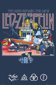 Juliste Led Zeppelin - Remains
